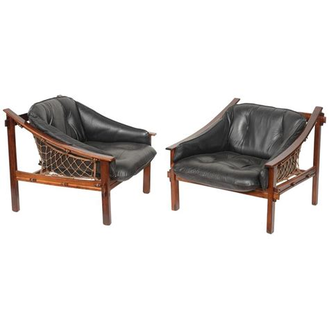 Beautiful Armchairs by Beautiful Pair Of Jean Gillon Armchairs At 1stdibs