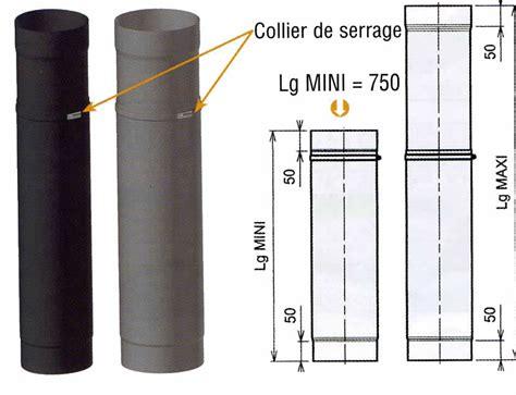 Tuyau Poele A Bois 150 3099 by Tuyau Coulissant 233 Maill 233 Noir Mat Pour Po 234 Le 216 150mm