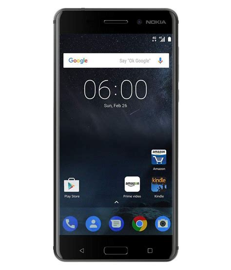 Nokia 6 3gb Ram 32gb Silver Resmi Like New Mulus Plus Bonus nokia 6 32gb 3gb ram with 5 5 quot display mobile phones at low prices snapdeal india