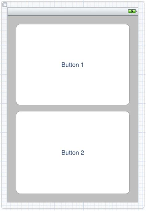 layout view button ios 5 iphone rotation view resizing and layout handling