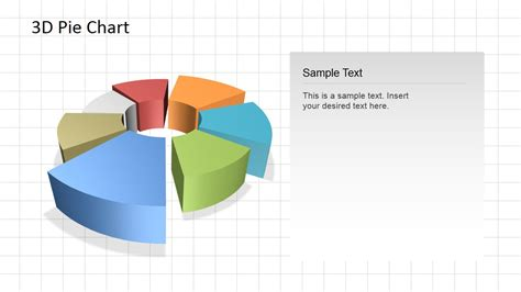 3d diagram maker 3d pie chart diagram for powerpoint slidemodel