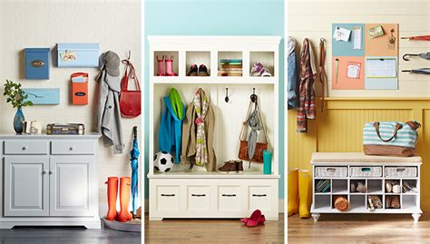 entry storage solutions