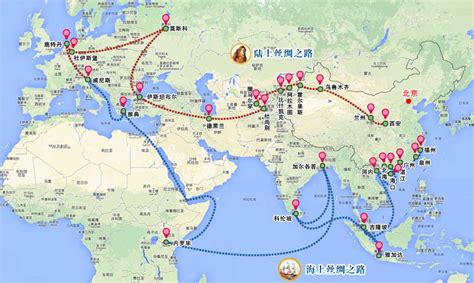 silk road map the silk roads can india shake its lethargy 187 indian defence review