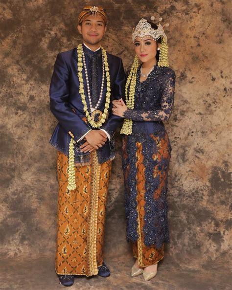 Baju Adat Sunda Kecil ningrat mewah 15 kebaya cantik untuk pernikahan adat sunda