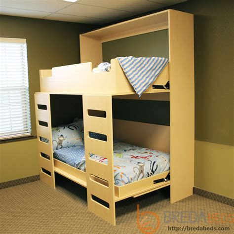 Bunk Bed by Stack Murphy Bunk Bed Murphy Bunk Beds Bredabeds