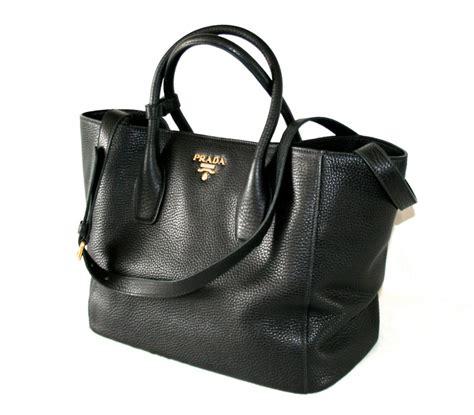 New Satchel Bag F0551l Bag 694 authentic luxury prada shoulder bag handbag 1bg694 black new ebay