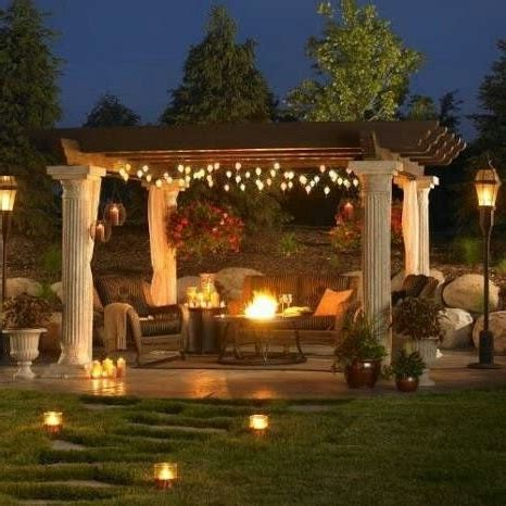 gazebo string lights 25 inspirations of garden gazebo lights