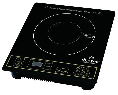 duxtop induction cooktop duxtop 8100mc 1800w portable induction cooktop countertop