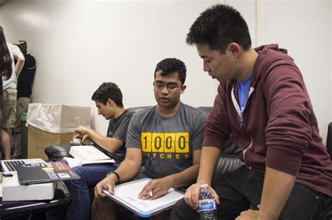 Usc Mba Computer Science by Ucla Local Hack Day Offers Programming Experience For