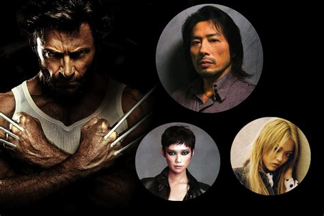 will another actor play wolverine celluloid and cigarette burns the wolverine gets a