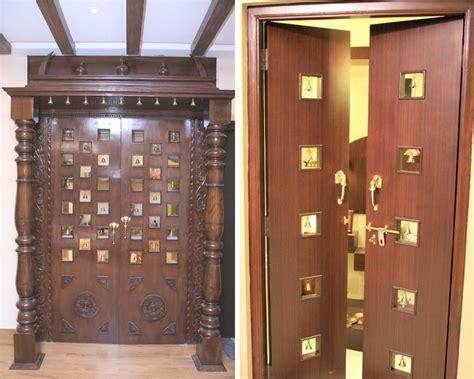 pooja room door designs  beautify  mandir entrance