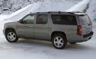 2007 Chevrolet Suburban 2007 Chevrolet Suburban Ltz