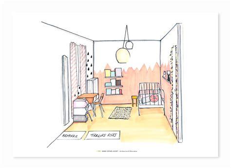 dessin chambre 41 dessin chambre enfant idees
