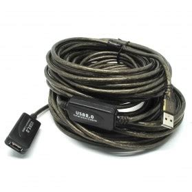 Harga Kabel Rca Panjang 10 Meter kabel ekstensi usb to extension cable 10 meter