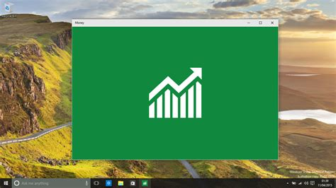 Apps You Can Win Money - windows 10 build 10056 new money app arrives mspoweruser