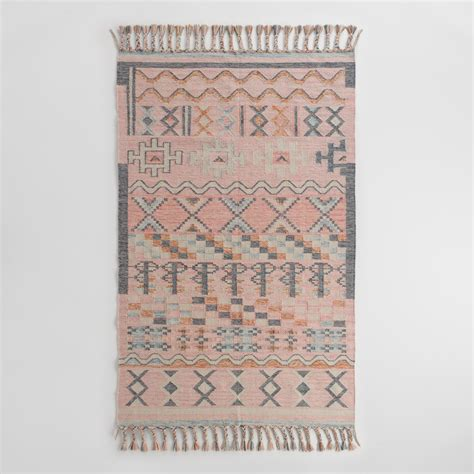 Kilim Outdoor Rug Boho Kilim Nagar Indoor Outdoor Rug World Market