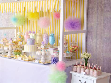 Pastel Baby Shower Decorations by Floss Pastel Baby Shower Baby Shower Ideas And Shops