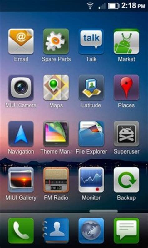 install themes htc desire hd install miui android 2 2 1 froyo rom on htc desire hd