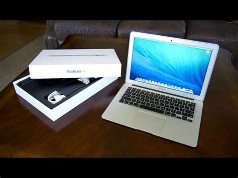 amac book air 2013 macbook air unboxing performance review 13 inch