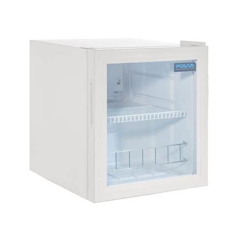 polar counter top display fridge 46 litre 510x430x480mm