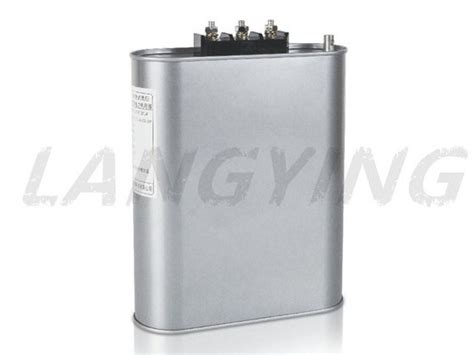 national power capacitor square filter capacitor pfc shunt compensation power capacitor high quality from taizhou
