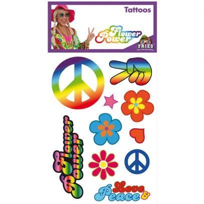 Flower Power Tattoos flower power hippie tattoos