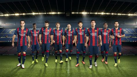 barcelona football fc barcelona football club team wallpapers hd wallpapers