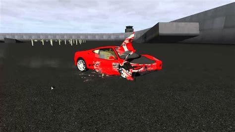 Ferrari 4 T Rig by Ferrari F360 Modena In Rigs Of Rods Youtube