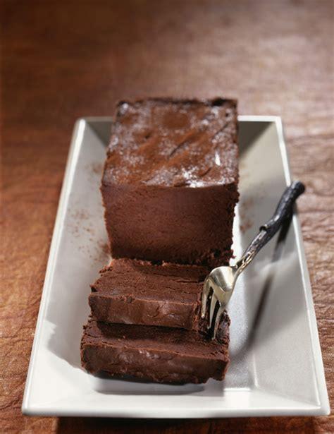 marquise cuisine marquise au chocolat recettes 224 table