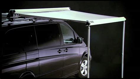 thule awning work solutions thule awning 326 328 youtube