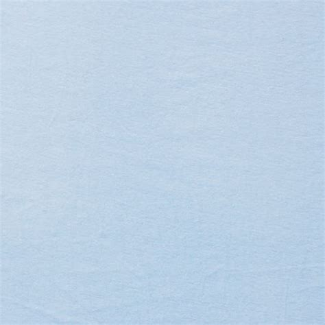 Sky Blue Solid Cotton Jersey Knit Fabric Nice Angeles
