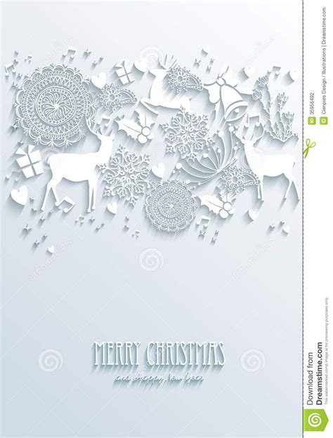 new year card template black and white white merry and happy new year greeting poster
