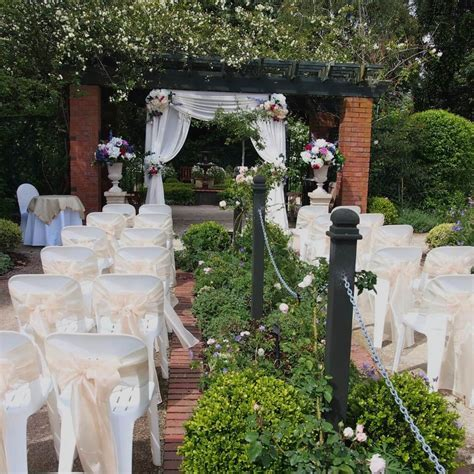 Covers Decoration Hire   Parnell Wedding Ceremony Package