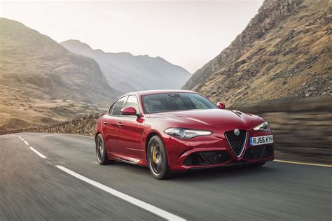 Alfa Romeo Giulia Quadrifoglio; Car review   The Independent