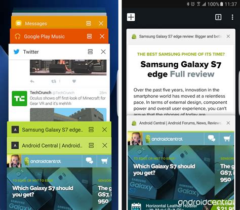 chrome android tabs chrome for android stops merging apps and tabs by default android central