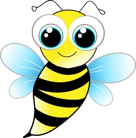 gambar kartun lebah clipart best