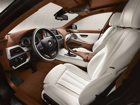 Bmw 6 Series Convertible Interior by 2016 Bmw 6 Series Gran Coupe Review Price Release Date