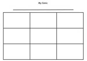 comic template printable comic template free premium templates