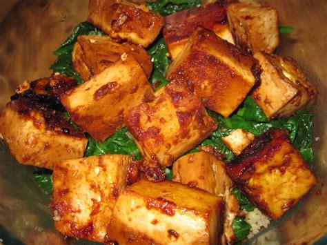 easy baked tofu recipe dishmaps