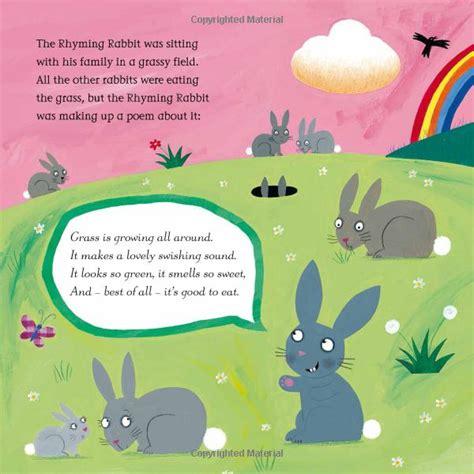 The Rhyming Rabbit the rhyming rabbit co uk donaldson lydia monks 9780330544016 books