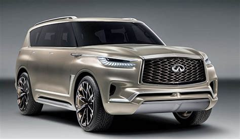 2018 infiniti qx80 redesign 2018 infiniti qx80 redesign price 2018 2019 best car