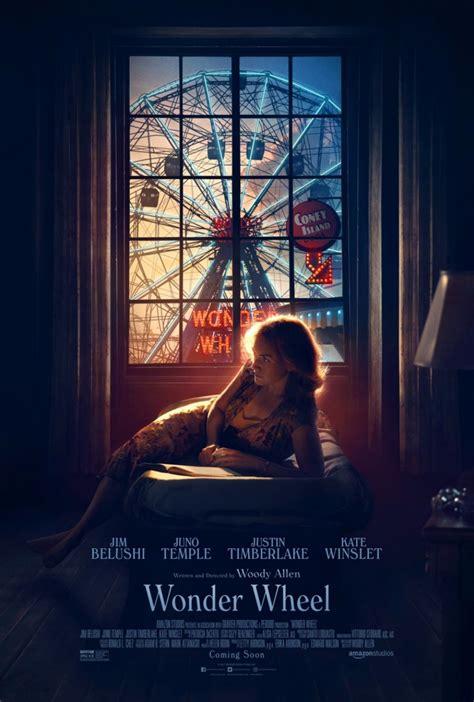 wonder wheel gets a new movie poster