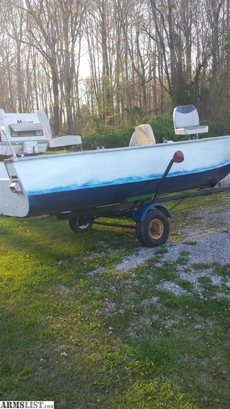used jon boats for sale in indiana armslist for sale trade 15 ft jon boat and trailer