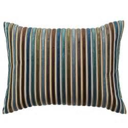 cool velvet stripe pillow pier1 us pier 1