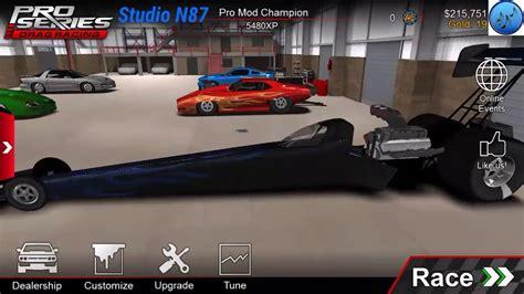 best garage tunes pro series drag racing testing top fuel pro new 3 4xx