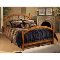 rot iron bed wood and wrought iron bedroom sets foter