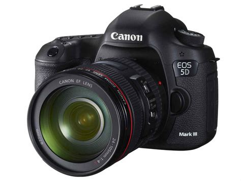 urbanfox tv blog canon eos 5d mark iii launched