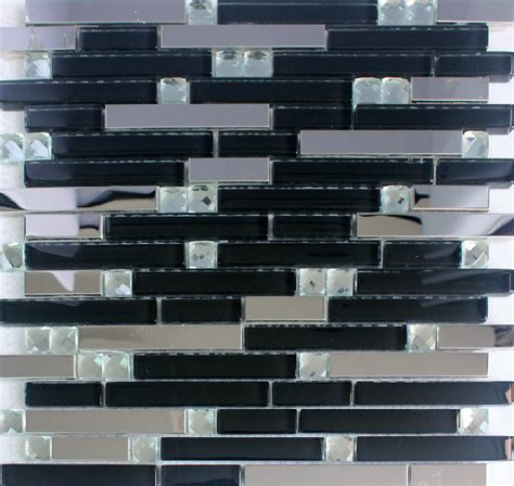 stainless steel tile backsplash ssmt274 kitchen mosaic