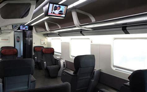 frecciarossa carrozze la tariffa executive per viaggi in treno dei top manager
