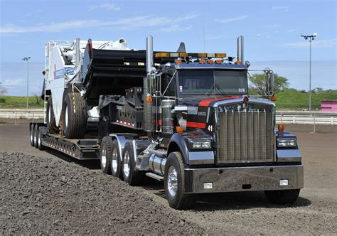 kenworth heavy haul 1000 images about heavy haul trucks on pinterest semi